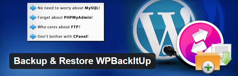 WPBackItUp Plugin for WordPress