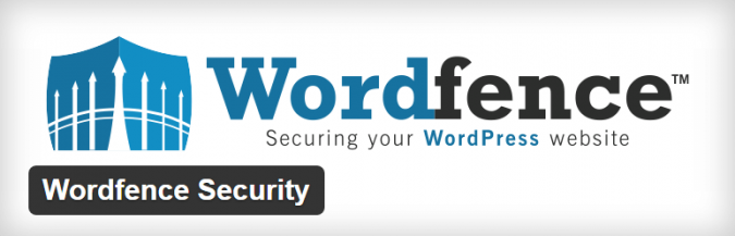 The Wordfence Security plugin for WordPress