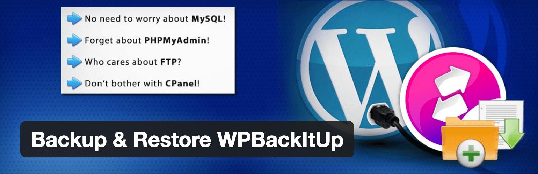 WPBackItUp logo
