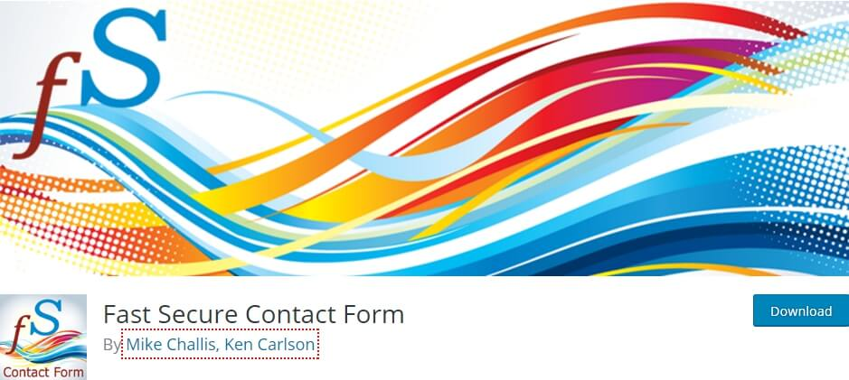 FS Contact Form